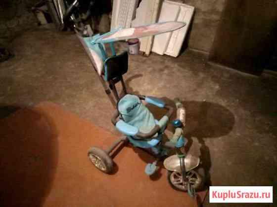 Детский прогулочный велосипед Ухолово