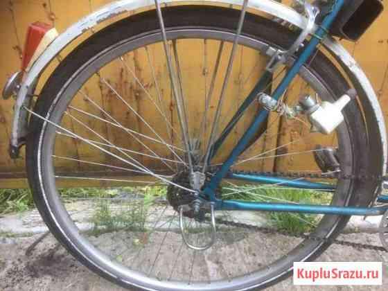 Колесо Continental от велосипеда хвз Турист 5 с тр Йошкар-Ола