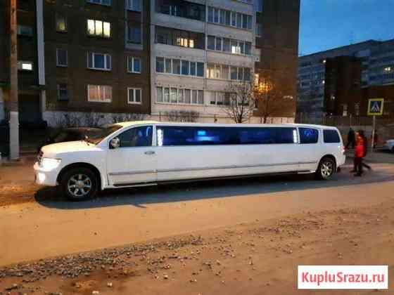Прокат лимузинов Ижевск