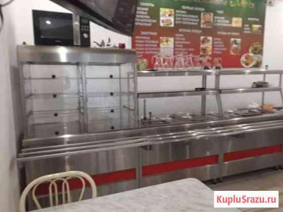 Раздаточная линия и оборудование для столовой и ка Хасавюрт