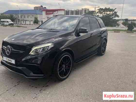 Mercedes-Benz GLE-класс 4.7AT, 2016, 60000км Грозный