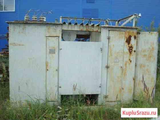 Подстанция ктп-400 кВ Рязань