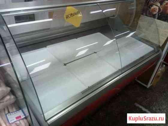 Холодильная витрина среднетемпературная Новочебоксарск