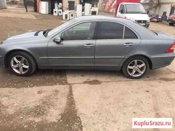 Mercedes-Benz C-класс 1.8AT, 2004, 250000км Астрахань