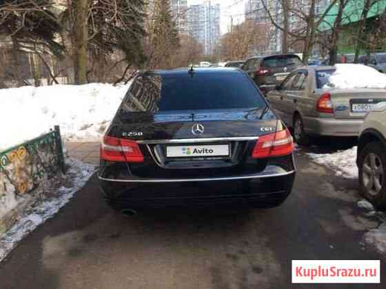 Mercedes-Benz E-класс 1.8AT, 2010, 170000км Улан-Удэ