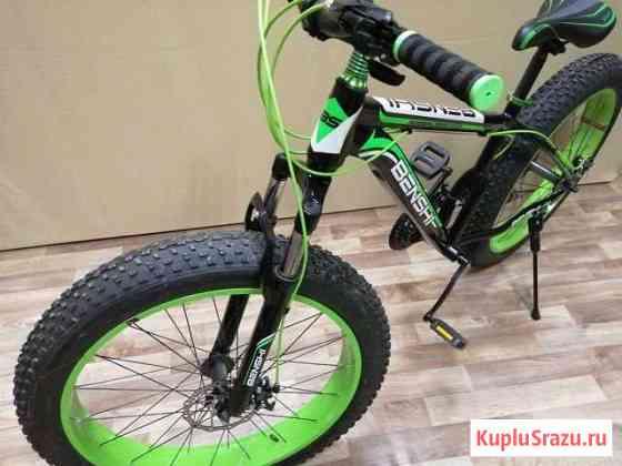 Велосипед фетбайк Петухово
