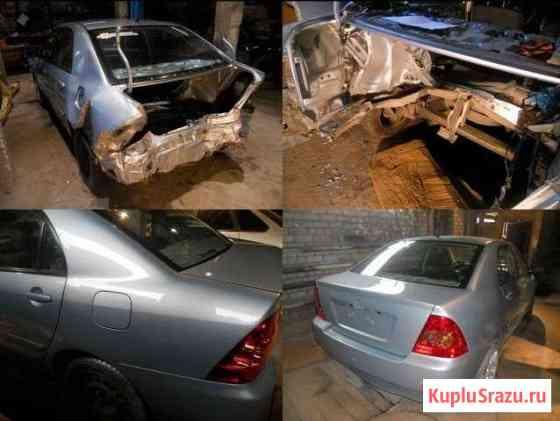 Кузовной ремонт автомобилей Самара