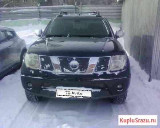 Nissan Navara 2.5AT, 2008, 90000км Хабаровск