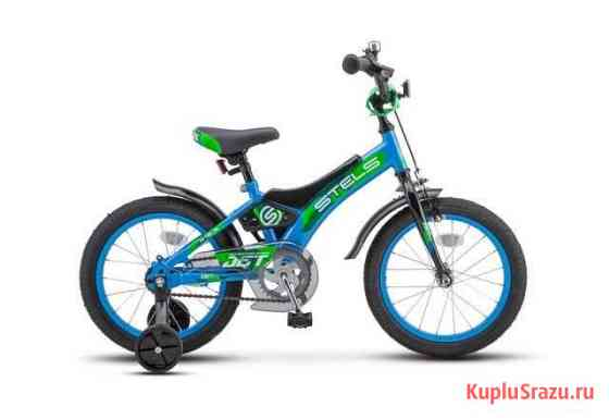 Детский велосипед Stels Jet Z010 16 (2018), цвет г Екатеринбург