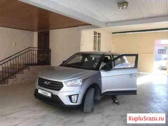 Hyundai Creta 1.6МТ, 2016, 70348км Майртуп