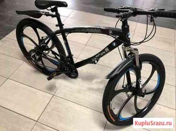 Велосипед горный складной на литых дисках Рязань
