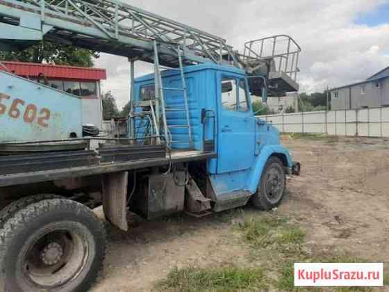 Автовышка 1996г,телескоп Калининград