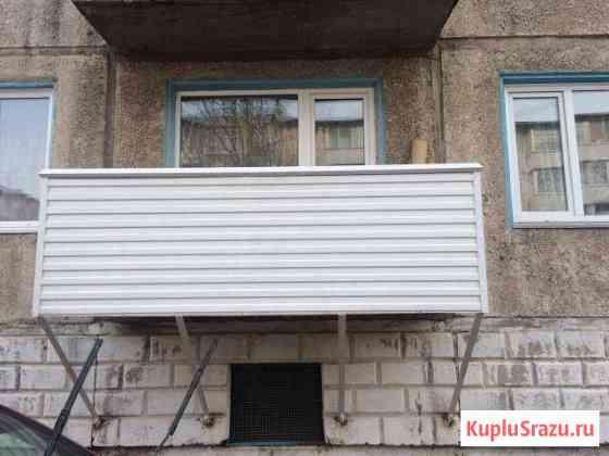 Строительство балконов Ачинск