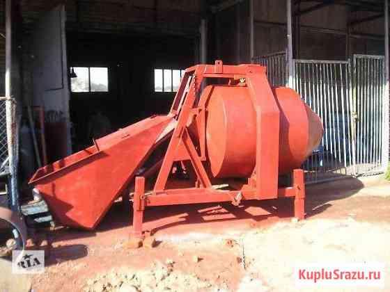 Бетономешалка (смеситель) сбр-1200 Леб Вологда