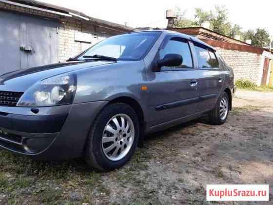 Renault Symbol 1.4МТ, 2003, 200000км Кинешма