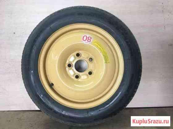 Запасное колесо Civic T135/90 D15 R15 Курган