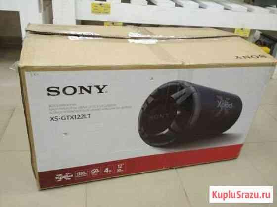 Сабвуфер sony XS-GTX122LT мощность 1350W Иваново