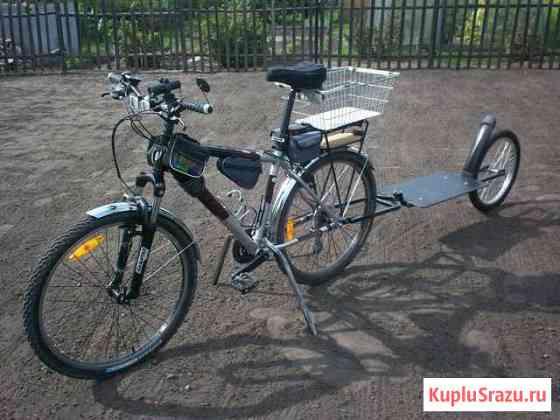 Велоприцеп одноколёсный Курган