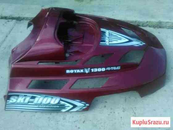 Ski-Doo Skandic WT 550F Нарьян-Мар