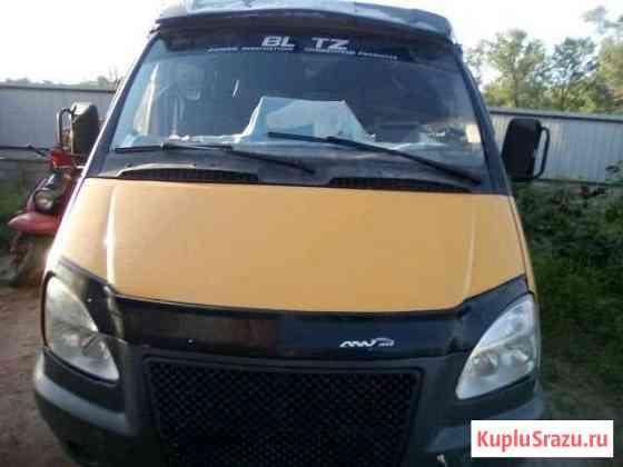 ГАЗ ГАЗель 3221 2.3МТ, 2003, 100000км Краснослободск