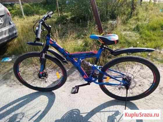 Скоростной велосипед Тазовский