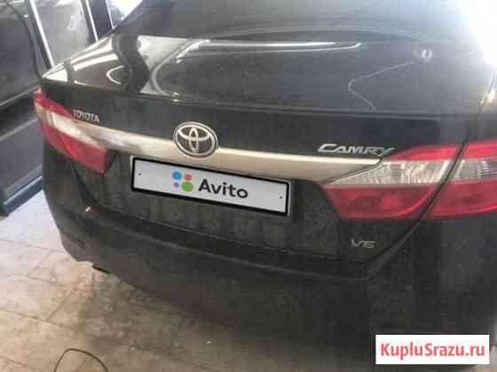 Toyota Camry 3.5AT, 2012, 140000км Черкесск