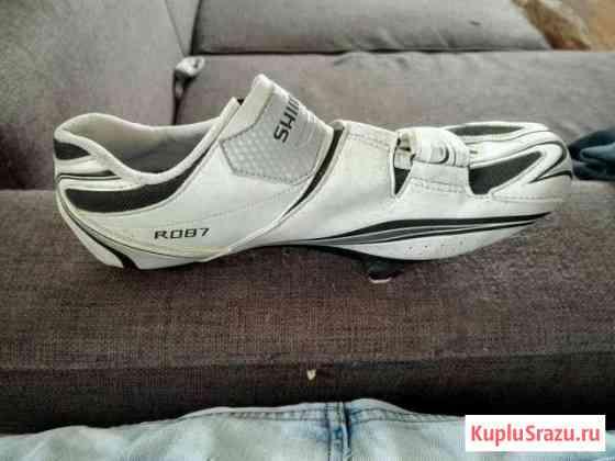 Велосипедные туфли Shimano sh-r087w Самара