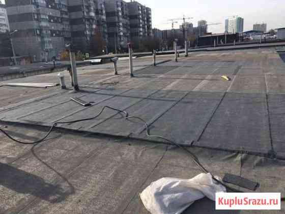 Кровля вашего гаража(технониколь) Красноярск