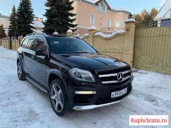 Аренда автомобиля Mercedes GL на свадьбу/торжество Омск