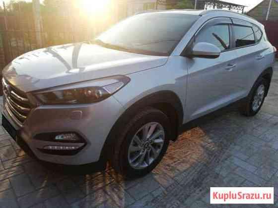 Hyundai Tucson 2.0AT, 2015, 100000км Йошкар-Ола