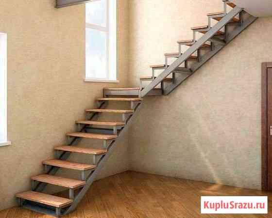 Изготовление лестниц, + монтаж Санкт-Петербург