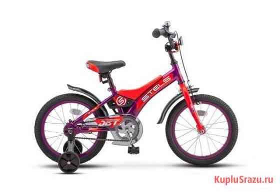 Детский велосипед Stels Jet Z010 16 (2018), цвет ф Екатеринбург