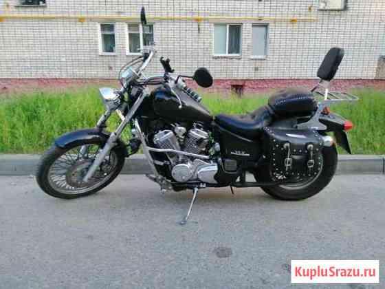 Аренда мотоцикла для фотосессии Брянск
