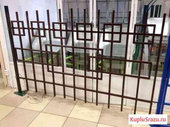 Заборы и ограждения, в полимерной окраске Кемерово