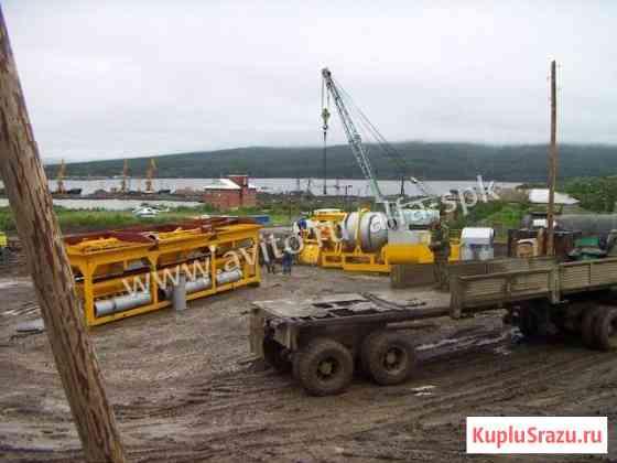 Асфальтовый завод абз QLB60 мобильный Владивосток