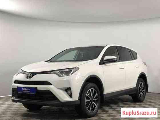 Toyota RAV4 2.0МТ, 2015, 87530км Яблоновский