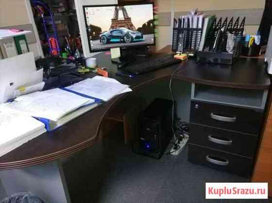 Столы офисные Санкт-Петербург