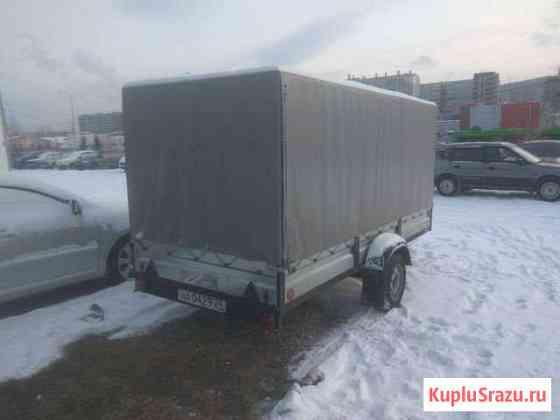 Аренда легкового прицепа Красноярск