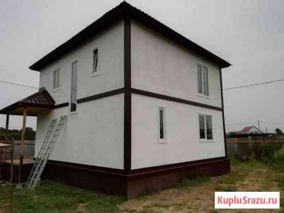 Строительство домов, коттеджей, бань, дач Комсомольск-на-Амуре