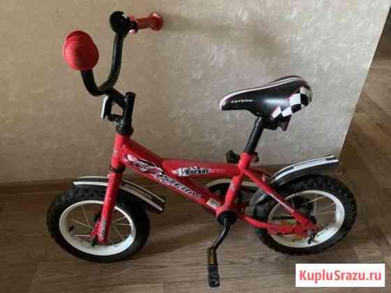 Велосипед 2 колесный+2 боковых колеса Сергиев Посад