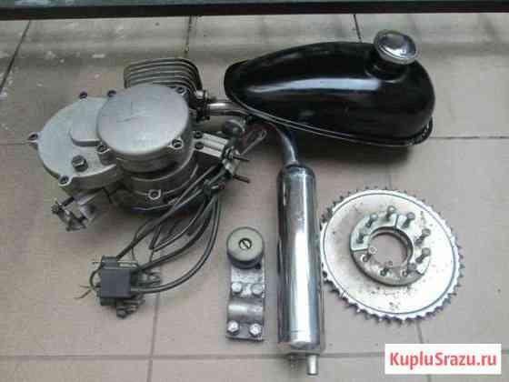 Велодвигатель Ф-80 Калининград