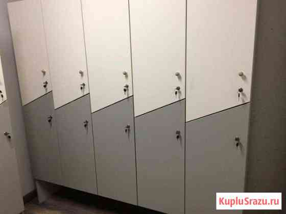 Шкаф для раздевалки Москва