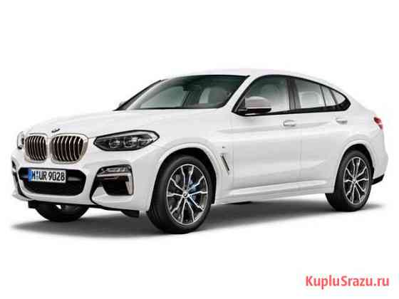 BMW X4 3.0AT, 2020 Москва