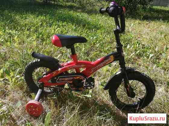 Детский велосипед Губкин