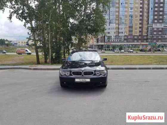 BMW 7 серия 3.6AT, 2004, 151100км Челябинск