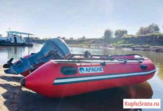 Лодка с мотором Томск