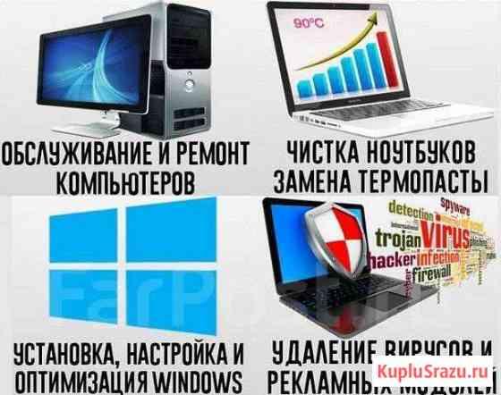 Ремонт компьютеров бесплатно Пенза