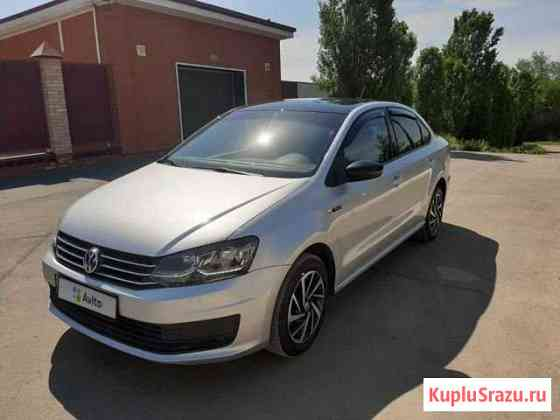 Volkswagen Polo 1.6МТ, 2018, 36000км Орск