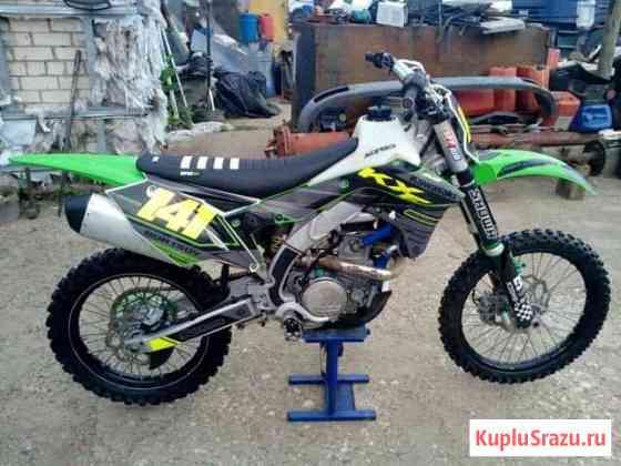 Продаю мотоцикл Kawasaki kx 450 f Йошкар-Ола