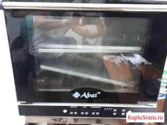 Конвекционная электрическая печь Казань